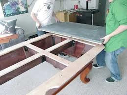 Pool table moves in Ocala Florida